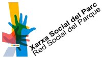 enlace red social del parque